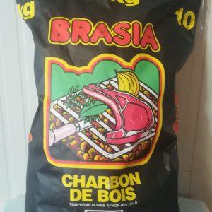Carbón vegetal - bolsa 10 kg (granel)